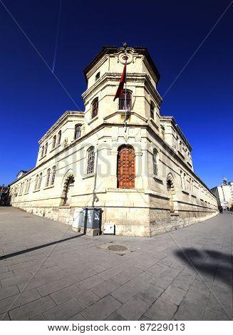 Historic Building In Sivas, Turkey