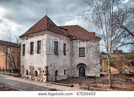 Vyborg. Russia. The last of St. Hyacinthus church