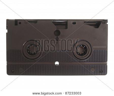Vhs Cassette Isolated