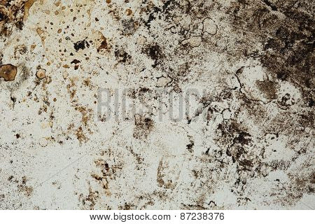 Grunge background. Old ceramic texture
