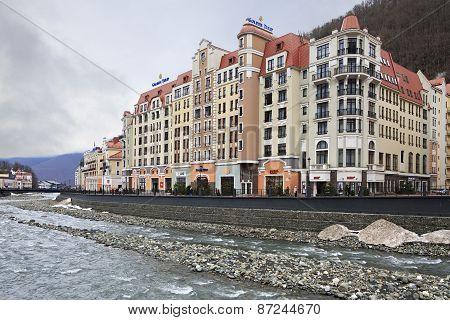 Golden Tulip Hotel.