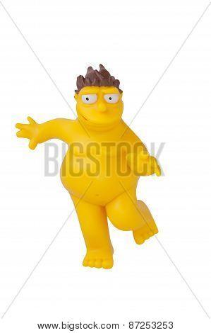 Barney Gumble Figurine