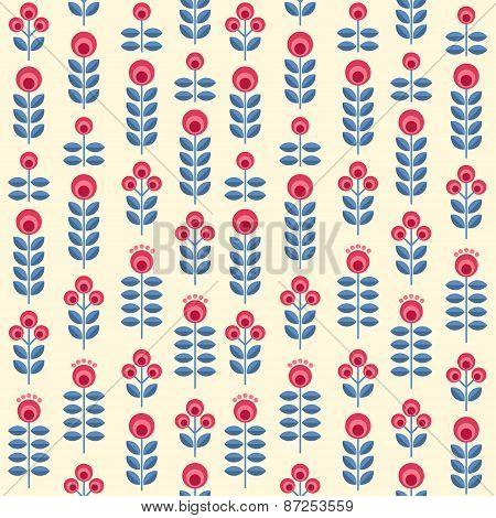 Scandinavian Flowers