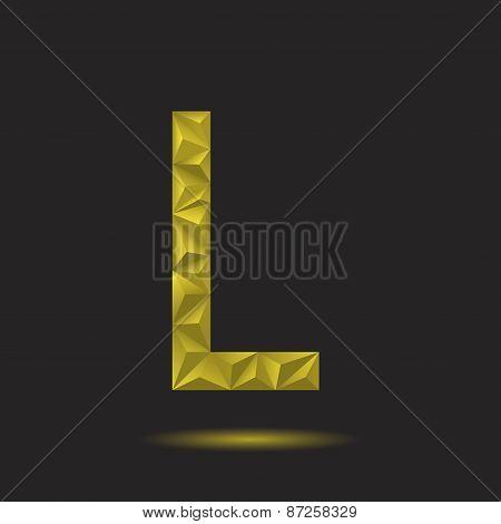 Letter L