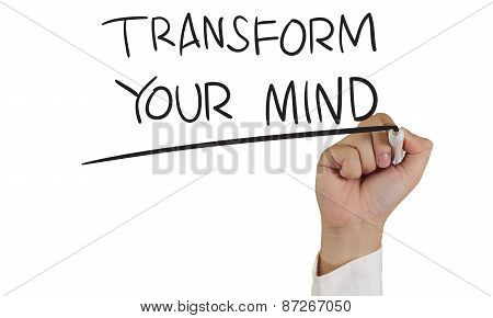 Transform Your Mind