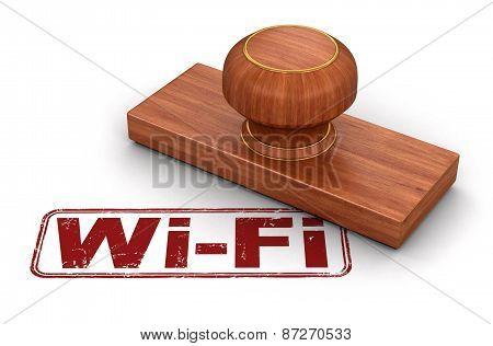 Stamp Wi-Fi