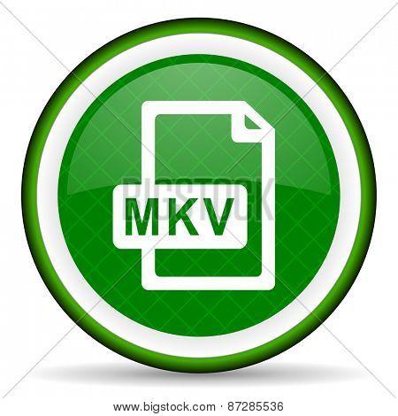 mkv file green icon