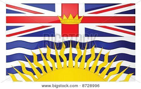 Flag Of British Columbia