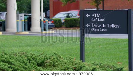 Bank Drive Through