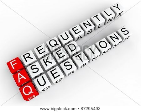 FAQ cubes
