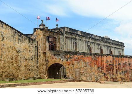 Castillo de San Cristóbal, San Juan