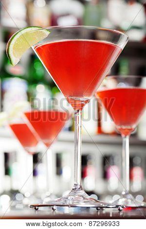 Cocktails Collection - Cosmopolitan
