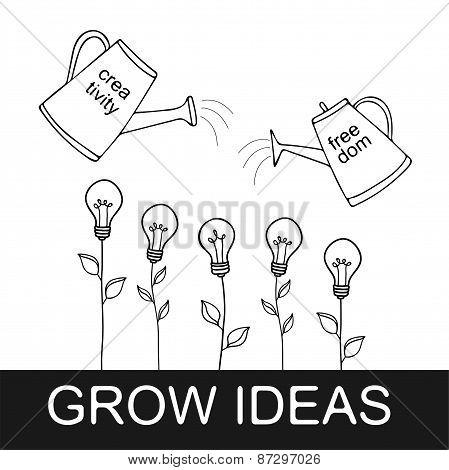 Grow ideas