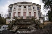 image of manor  - The Demidovs Manor in Taitsy Leningrad region Russia - JPG