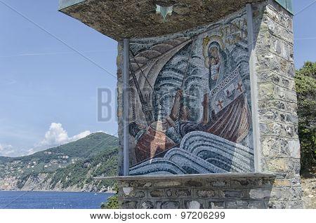 Mosaic Near Camogli