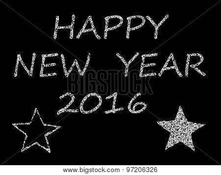 Congratulation Happy New Year 2016