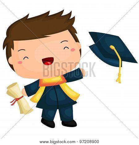 Graduation Boy