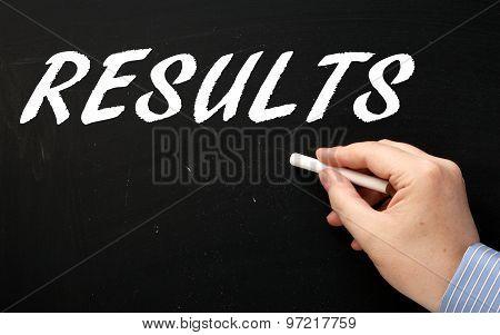 Results on a Blackboard
