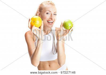 Diet Conceptual Photo.