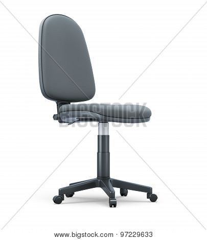 Office Chair Without Armrests