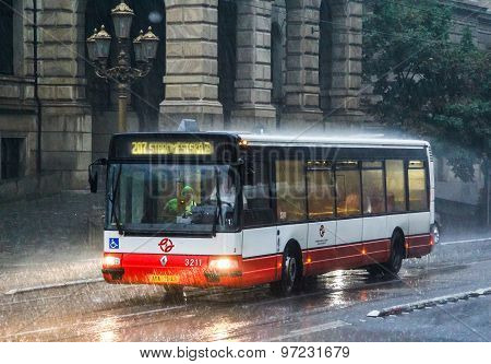 Karosa Citybus 12M