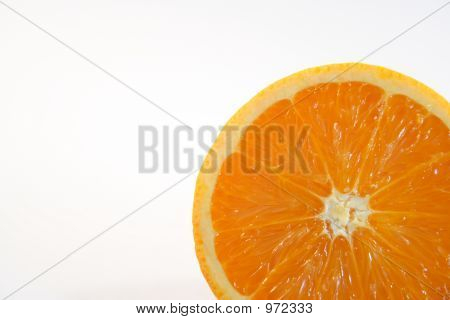 Half Of Orange