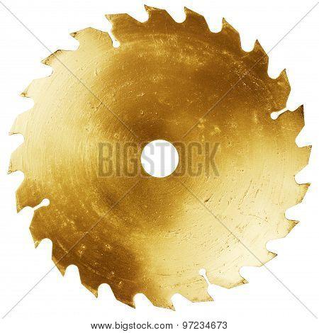 Golden Circular Saw Blade