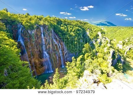 Biggest Waterfall In Croatia - Veliki Slap
