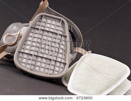 Respiratory Mask Ventilation Filter