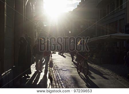 Ljubljana Street Life