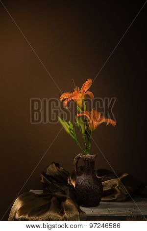 Still Life With Lily