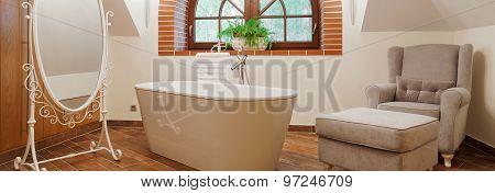 Elegant And Splendid Bathroom