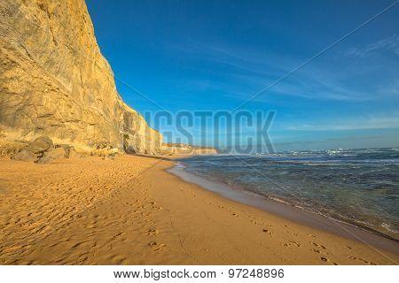 Gibson Steps beach