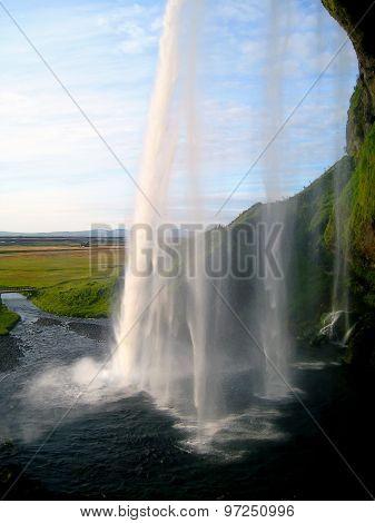 Seljalandfoss Waterfall (Iceland)