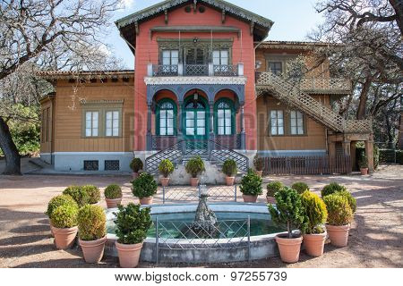 Villa Revoltella in Trieste