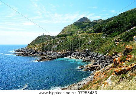 Monte Faro (Cies islands, Spain)
