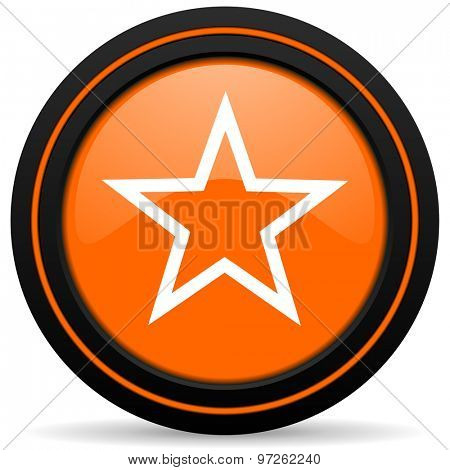 star orange icon