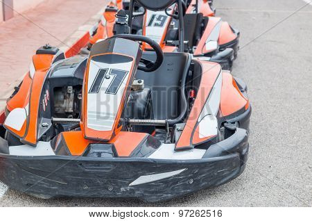 Cars Of Karting