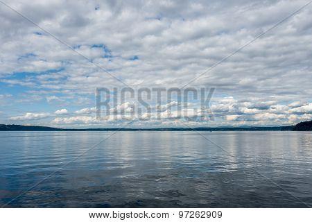 Puget Sound Cloudscape