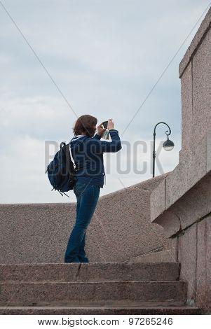 A tourist.