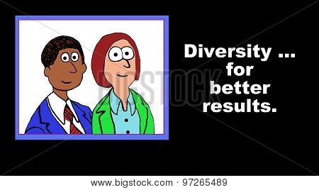 Diversity for Better Results