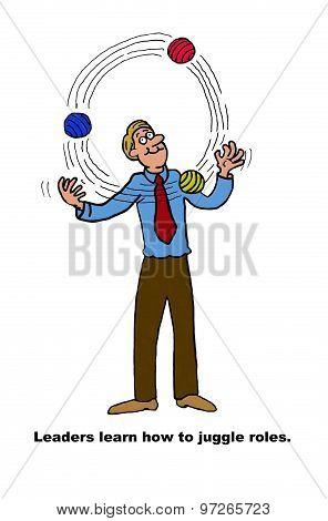 Juggling Roles