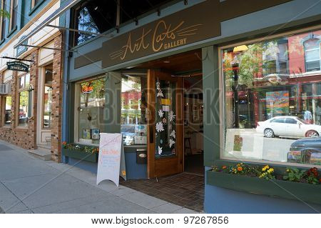 Art Cats Gallery