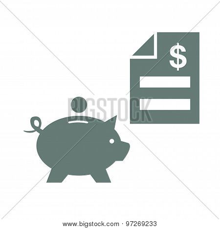 Business Assets - bank & finance icons