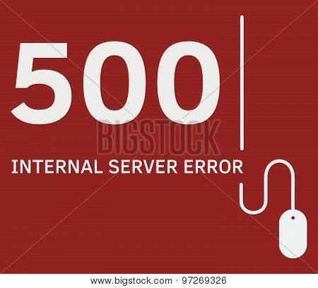 Vector Internal Server Error