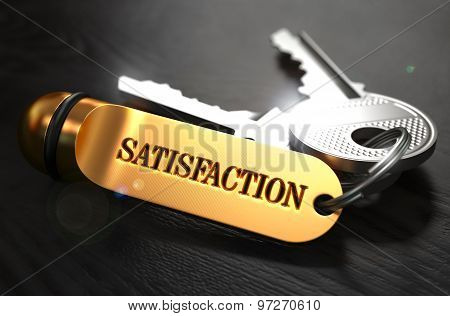 Keys with Word Satisfaction on Golden Label.