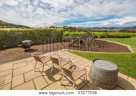 Winery Overlook