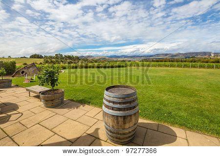 Tasmanian Winery