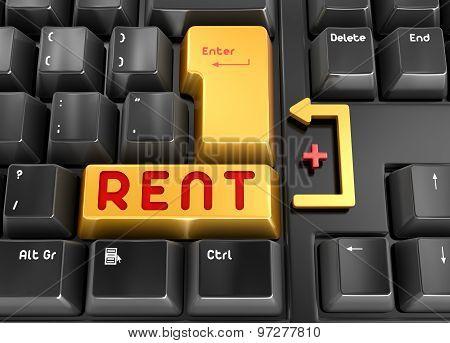 Rent Button