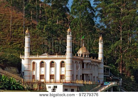 Mosque In Munnar